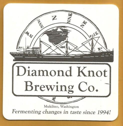 8 Diamond Knot Brewing Co Beer Coasters