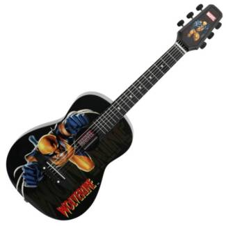 FREE Marvel Acoustic Guitar with Music Lessons at Castlerock-T&Cs Rockingham Rockingham Area Preview