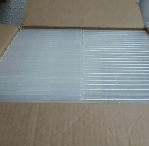 Premium Single Standard 14mm Clear DVD Case 100 Count