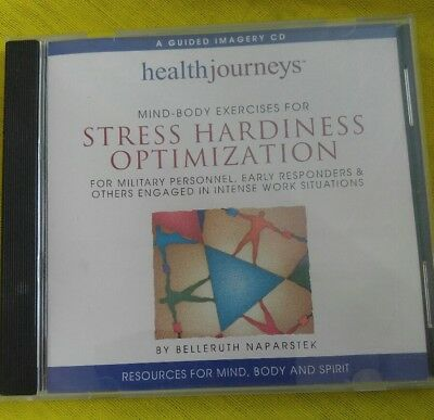 Mind Body Exercises For Stress Hardiness Optimization Health Journeys Guided Img