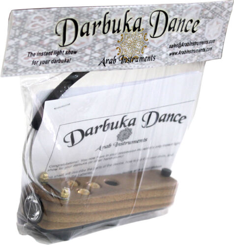 Darbuka Dance Light Device (Smart Led Device)
