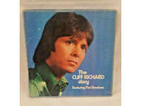 THE CLIFF RICHARD STORY FEATURING THE SHADOWS 6 LP BOX SET YEAR 1972