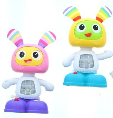 Fisher Price Infant Toddler Bright Beats Light Up Junior BeatBelle BeatBo Toy](Bright Light Toy)