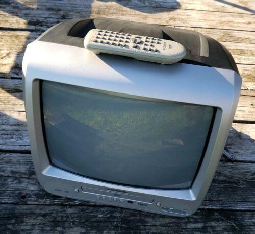 "Magnavox CD130MW8 13"" SDTV CRT Television w/ Remote"
