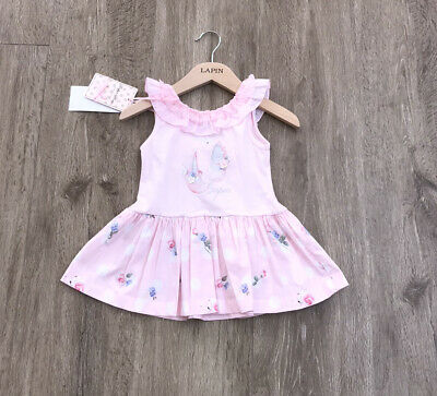 Lapin House Baby Girls Dress Age 24 Months BNWT