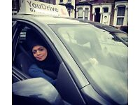 Experienced Female Driving Instructor North London