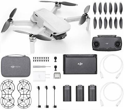 DJI Mavic Mini Fly More combo - Drone with 2.7K Camera 30 Minute flight time