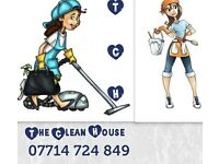 End of tenance cleaning