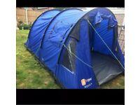Hi gear rock 4 man tent great for camping/festivals
