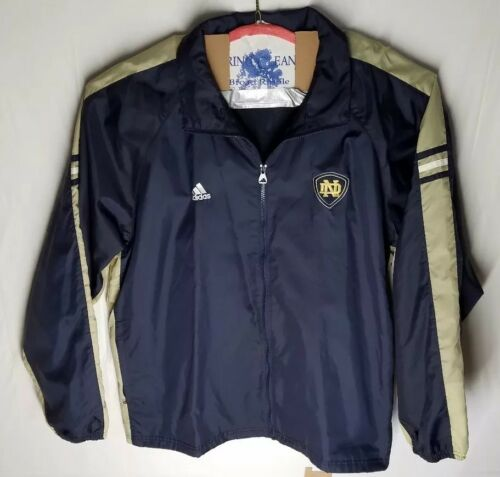 Photo NCAA Notre Dame Adidas Jacket