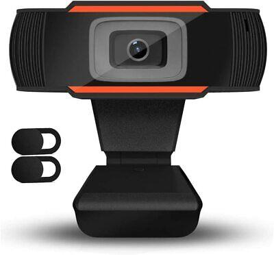 Webcam per Videoconferenze e Lezioni Online Full HD con Microfono per PC