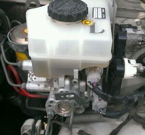 brake booster fj55 how to change