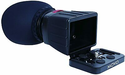 Movo Photo VF30-V2 Universal 3X LCD Video Viewfinder for Canon EOS, Nikon, Sony