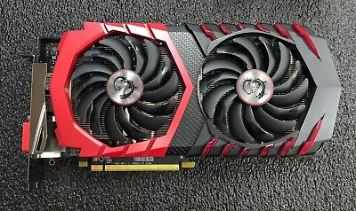 MSI RX 480 8GB GAMING X Graphics Card | VR READY! (2-3 Day Shipping)
