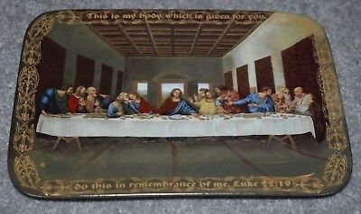 CHRIST THE LAST SUPPER COLLECTOR PLATE (Last Supper Collector Plate)