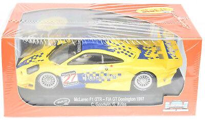 Slot It McLaren F1 GTR - 1997 FIA GT Donington 1/32 Scale Slot Car CA10L for sale  Shipping to Canada