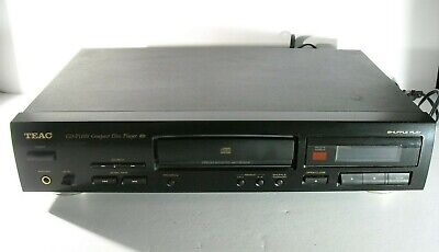 teac cd-p1100 compact disc player tested for sale  Shipping to South Africa