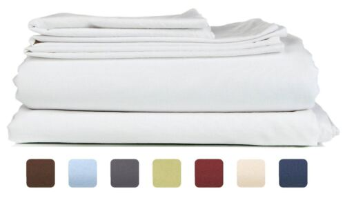 CGK Unlimited 6 Piece Set Hotel Luxury Bed Sheets Extra Soft