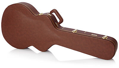 Gator GW-335-BROWN Semi Acoustic Guitar Case segunda mano  Embacar hacia Spain