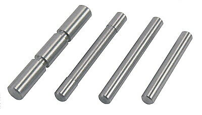 Stainless Steel 4-Piece Frame Pin Set for all Glock Pistols (except 36, 42 & 43)