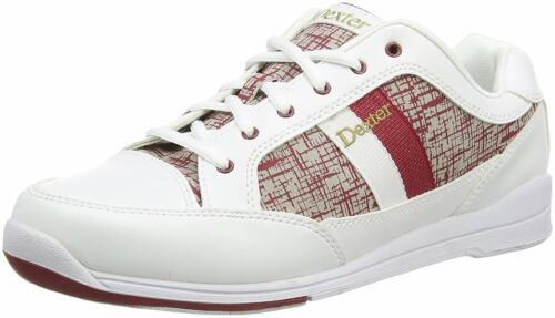 Dexter Lori Womens Bowling Shoes White / Red