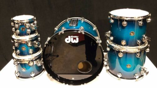 DRUM WORKSHOP, DW Collector Series, 6 piece Drum Kit - FREE SHIPPING or PICK UP