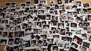 InstaSnapz Polaroid camera hire - DIY Photobooth