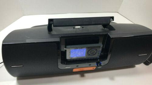 SiriusXM SXSD2 Portable Speaker Boombox Power Supply Antenna Onyx EZ Receiver