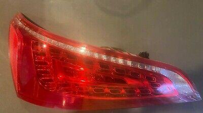 2009-2012 Audi Q5 Driver Left Side Tail Light Taillight Oem 49062