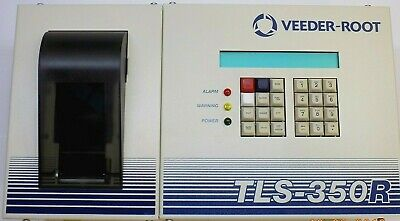 Veeder-root Gilbarco Tls-350r Ecpu2 4-input Probe Module Printer