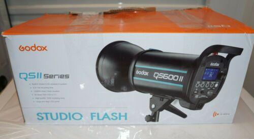 Godox QS600II Flash Head 600Ws Built-in 2.4G Wireless 110v