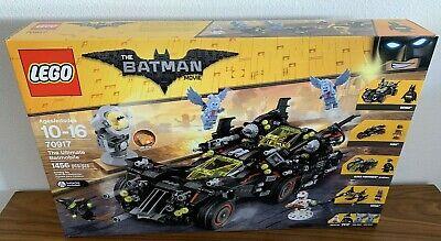 LEGO Batman Movie The Ultimate Batmobile (70917) New & Sealed