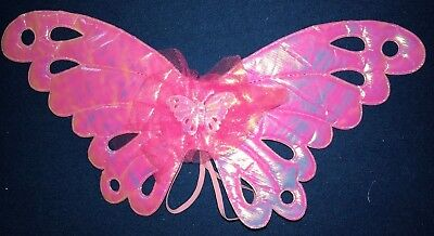 NEW BUTTERFLY SHINY WINGS BABY TODDLER HALLOWEEN COSTUME ACCESSORY cute @@ (Toddler Halloween)