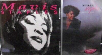 Mavis Staples- Same (HDH 1994)/ Time waits for no one- 2 CDs- lesen
