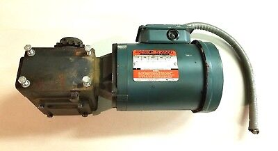 Reliance Electric 5 2000 P56h1441x Type P Duty Master A-c Motor