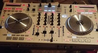 Used, Numark NS6 Digital DJ Controller for sale  Shipping to South Africa