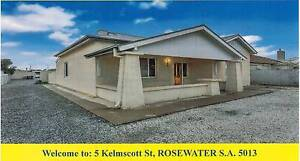2 bedroom house in Rosewater $330 p/w Rosewater Port Adelaide Area Preview
