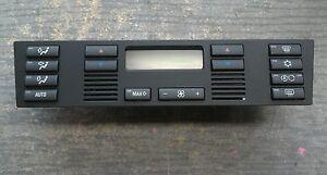 BMW E39 5 Series Climate Control Unit Heat AC 2001 2002 2003 525i 530i 540I A1