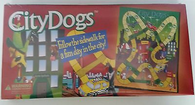 New - Unopened - City Dogs Board Game - By Best Value