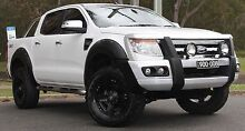 """2012 Ford Ranger 4x4 turbo diesel, """"REGO & RWC"""" Southport Gold Coast City Preview"""