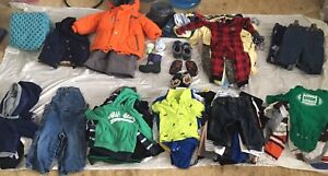 Boys clothes 3months- 3t (140 items)