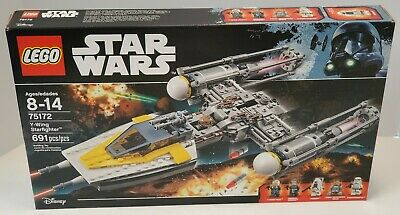 LEGO Star Wars 75172 Y-wing Starfighter - 691 Pcs - New & Sealed
