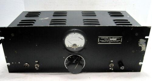 Federal Model AM-864/U Limiter==Nice!
