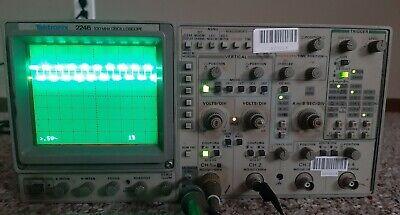 Tektronix 2246 1y 100mhz 4 Channel Oscilloscope Quantity Free Shipping