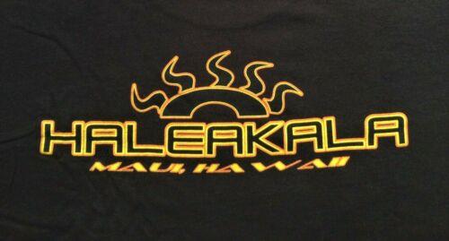 "Vintage ""HALEAKALA"" MAUI, HAWAII Tee Shirt, Maui"