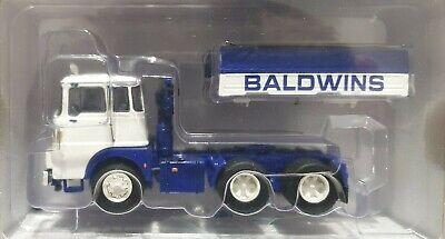 1:50 Scale WSI Models 01-2381 FTF F-Series 6 x 4 Ballast Truck - BALDWINS