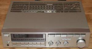 Sony AM / FM Stereo Receiver  Model STR-VX4