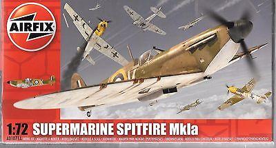 Airfix Supermarine Spitfire MkIA in 1/72 1071 ST