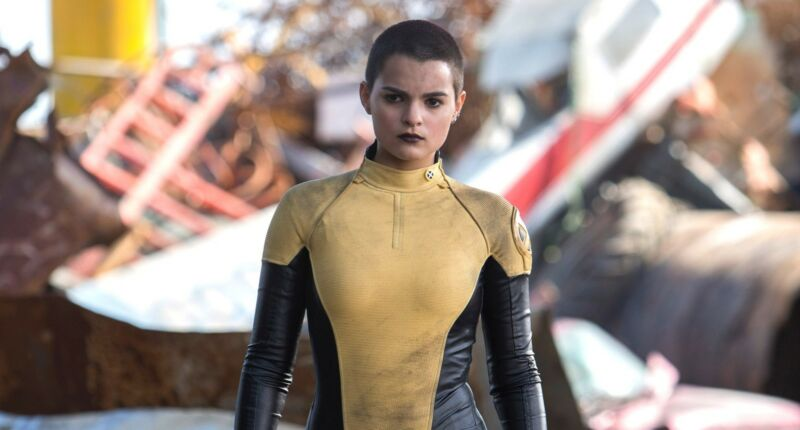 X-Man in Ausbildung: Negasonic Teenage Warhead (@ 20th Century Fox)