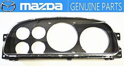 MAZDA GENUINE OEM RX-7 FC3S Cluster Speedometer Instrument Lens JDM